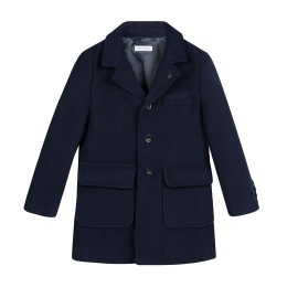 Boys Classic Coat