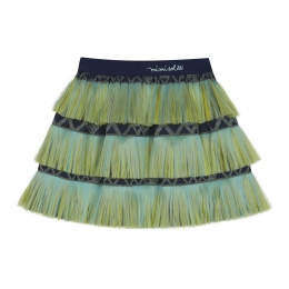 Girls Fringe Skirt