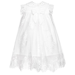 Baby Girls Lace Ceremony Dress