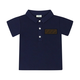 Baby Boys Piqué Short Sleeve Polo