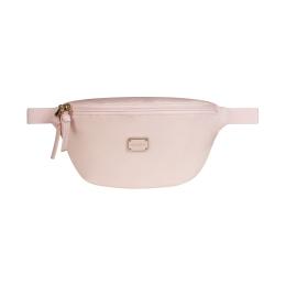 Girls Leather Belt Bag