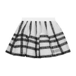 Girls Tulle & Lace Skirt