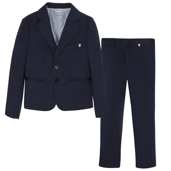 Boys Satin Suit PINCO PALLINO